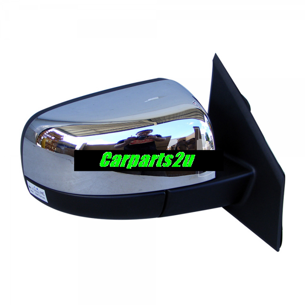 MAZDA BT-50 BT-50 UTE  FRONT DOOR MIRROR - New quality car parts & auto spares online Australia wide with the convenience of shopping from your own home. Carparts 2U Penrith Sydney
