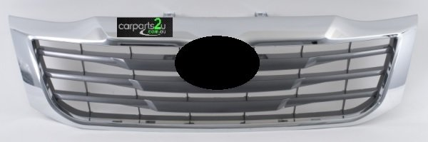 TOYOTA HILUX HILUX UTE  GRILLE - New quality car parts & auto spares online Australia wide with the convenience of shopping from your own home. Carparts 2U Penrith Sydney