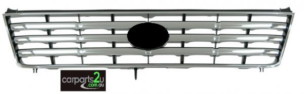 TOYOTA PRADO PRADO 95 SERIES  GRILLE - New quality car parts & auto spares online Australia wide with the convenience of shopping from your own home. Carparts 2U Penrith Sydney