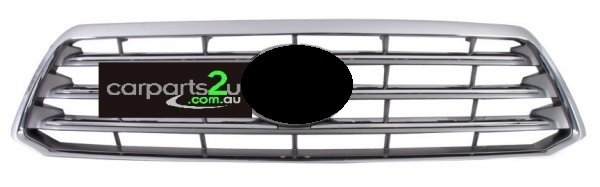 TOYOTA KLUGER ECHO SEDAN NCP10/NCP13  GRILLE - New quality car parts & auto spares online Australia wide with the convenience of shopping from your own home. Carparts 2U Penrith Sydney