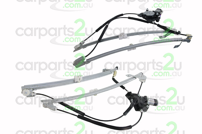 To suit CHRYSLER VOYAGER VOYAGER WAGON  WINDOW REGULATOR - New quality car parts & auto spares online Australia wide with the convenience of shopping from your own home. Carparts 2U Penrith Sydney