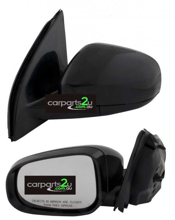 FORD FALCON FG SERIES 2  FRONT DOOR MIRROR - New quality car parts & auto spares online Australia wide with the convenience of shopping from your own home. Carparts 2U Penrith Sydney