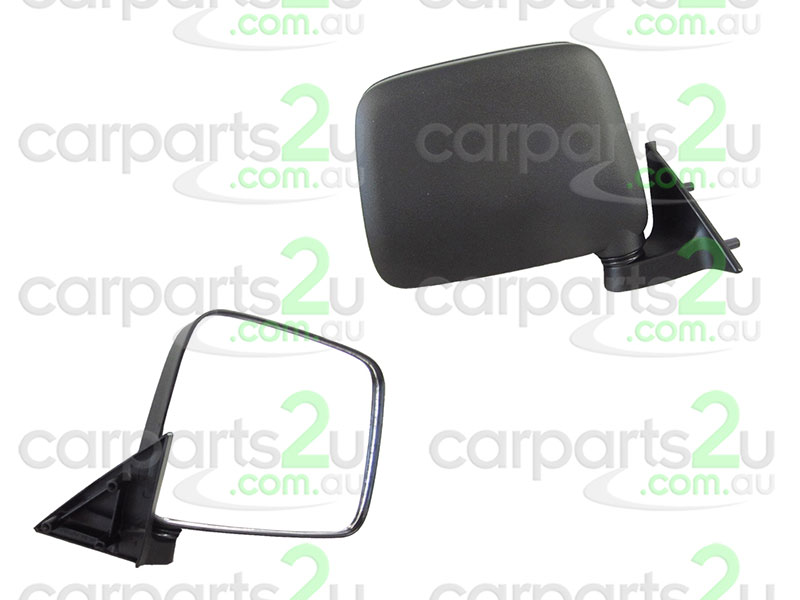 FORD COURIER PD  FRONT DOOR MIRROR - New quality car parts & auto spares online Australia wide with the convenience of shopping from your own home. Carparts 2U Penrith Sydney