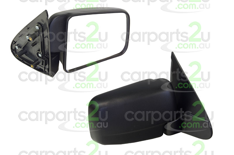 FORD COURIER PE  FRONT DOOR MIRROR - New quality car parts & auto spares online Australia wide with the convenience of shopping from your own home. Carparts 2U Penrith Sydney