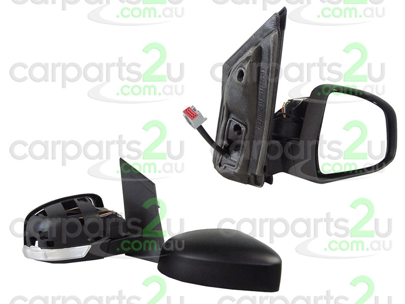 FORD FOCUS FOCUS LV  FRONT DOOR MIRROR - New quality car parts & auto spares online Australia wide with the convenience of shopping from your own home. Carparts 2U Penrith Sydney