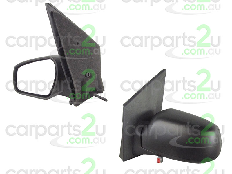 FORD FIESTA FOCUS LV  FRONT DOOR MIRROR - New quality car parts & auto spares online Australia wide with the convenience of shopping from your own home. Carparts 2U Penrith Sydney