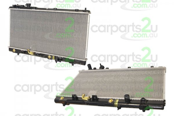 TO SUIT FORD LASER KN/KQ  RADIATOR  NA - BRAND NEW RADIATOR INCLUDES 12 MONTH WARRANTY