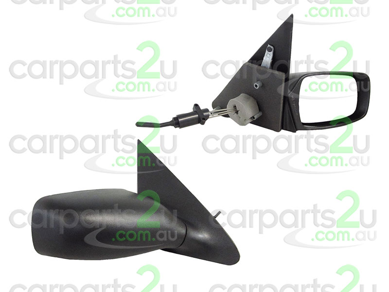 To suit FORD MONDEO MONDEO HC/HD  FRONT DOOR MIRROR - New quality car parts & auto spares online Australia wide with the convenience of shopping from your own home. Carparts 2U Penrith Sydney