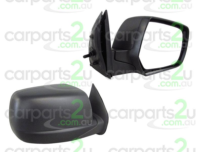 FORD RANGER RANGER UTE PJ  FRONT DOOR MIRROR - New quality car parts & auto spares online Australia wide with the convenience of shopping from your own home. Carparts 2U Penrith Sydney