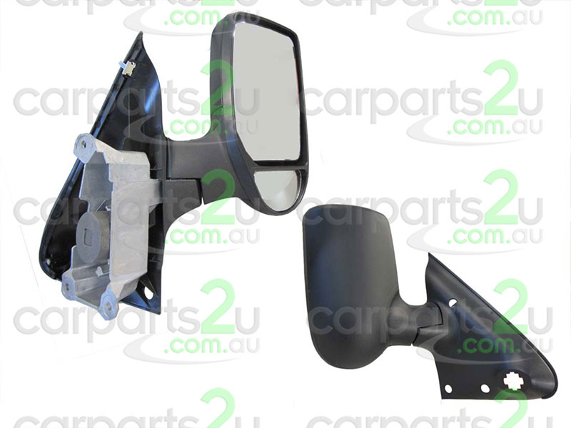 FORD TRANSIT VAN RANGER UTE PJ  FRONT DOOR MIRROR - New quality car parts & auto spares online Australia wide with the convenience of shopping from your own home. Carparts 2U Penrith Sydney