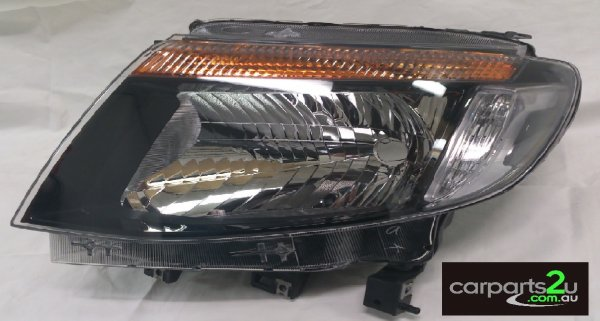 FORD RANGER RANGER UTE PX SERIES 1  HEAD LIGHT - New quality car parts & auto spares online Australia wide with the convenience of shopping from your own home. Carparts 2U Penrith Sydney