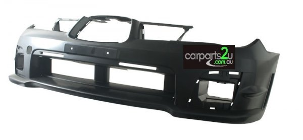SUBARU IMPREZA IMPREZA G2  FRONT BUMPER - New quality car parts & auto spares online Australia wide with the convenience of shopping from your own home. Carparts 2U Penrith Sydney