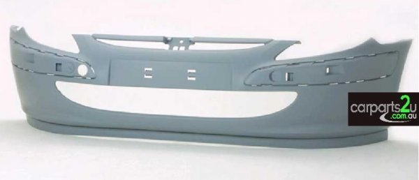 Parts to Suit PEUGEOT 307 Spare Car Parts, T5 FRONT BUMPER