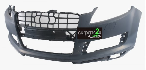 To suit AUDI Q7 Q7 WAGON  FRONT BUMPER - New quality car parts & auto spares online Australia wide with the convenience of shopping from your own home. Carparts 2U Penrith Sydney