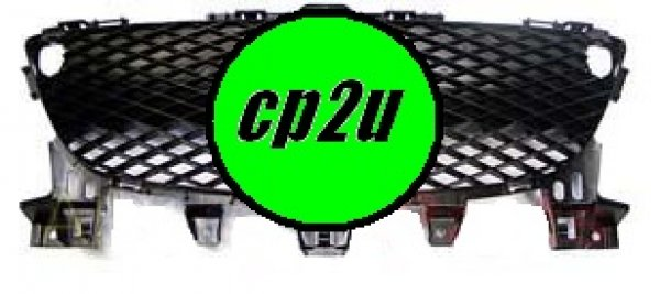 MAZDA RX-8 RX-8  FRONT BAR GRILLE - New quality car parts & auto spares online Australia wide with the convenience of shopping from your own home. Carparts 2U Penrith Sydney