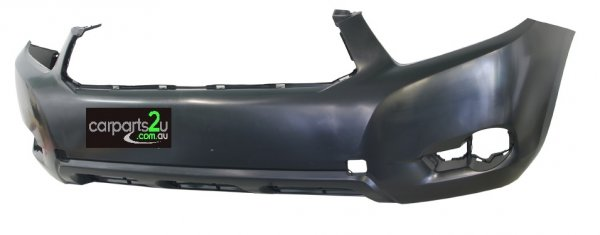 TOYOTA  KLUGER KLUGER MCU28  FRONT BUMPER - New quality car parts & auto spares online Australia wide with the convenience of shopping from your own home. Carparts 2U Penrith Sydney