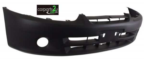 To suit MITSUBISHI MIRAGE MIRAGE CE  FRONT BUMPER - New quality car parts & auto spares online Australia wide with the convenience of shopping from your own home. Carparts 2U Penrith Sydney
