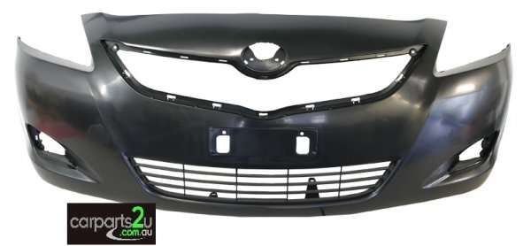 TOYOTA YARIS YARIS HATCH NCP130/NCP131  FRONT BUMPER - New quality car parts & auto spares online Australia wide with the convenience of shopping from your own home. Carparts 2U Penrith Sydney