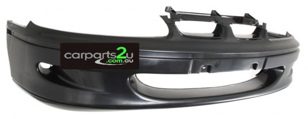 To suit HOLDEN COMMODORE VX  FRONT BUMPER - New quality car parts & auto spares online Australia wide with the convenience of shopping from your own home. Carparts 2U Penrith Sydney