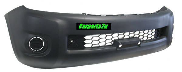 TOYOTA HILUX HILUX UTE 2WD  FRONT BUMPER - New quality car parts & auto spares online Australia wide with the convenience of shopping from your own home. Carparts 2U Penrith Sydney