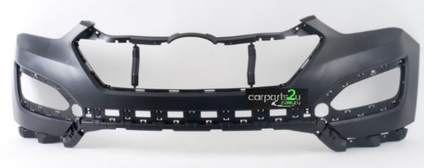 To suit HYUNDAI SANTA FE  FRONT BUMPER - New quality car parts & auto spares online Australia wide with the convenience of shopping from your own home. Carparts 2U Penrith Sydney