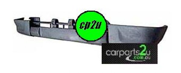 TO SUIT TOYOTA HILUX HILUX UTE 4WD  FRONT BAR LOWER APRON  NA - BRAND NEW FRONT BAR LOWER APRON TO SUIT TOYOTA HILUX 4WD MODELS BETWEEN 8/1997-9/2001