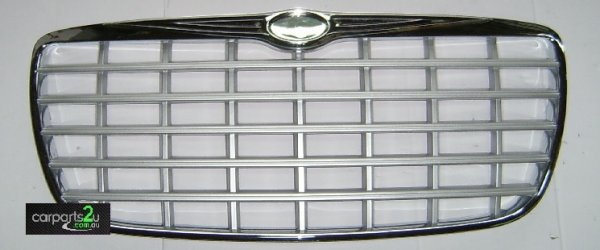 CHRYSLER 300C  GRILLE - New quality car parts & auto spares online Australia wide with the convenience of shopping from your own home. Carparts 2U Penrith Sydney