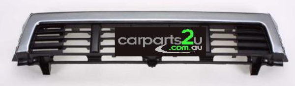 TOYOTA HILUX ZRE172 SEDAN  GRILLE - New quality car parts & auto spares online Australia wide with the convenience of shopping from your own home. Carparts 2U Penrith Sydney