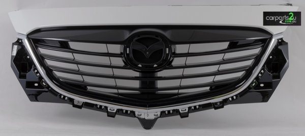 MAZDA CX-9 MAZDA 2 DJ  GRILLE - New quality car parts & auto spares online Australia wide with the convenience of shopping from your own home. Carparts 2U Penrith Sydney