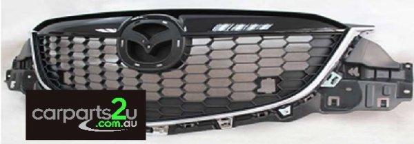 MAZDA CX-5 BT-50 UTE  GRILLE - New quality car parts & auto spares online Australia wide with the convenience of shopping from your own home. Carparts 2U Penrith Sydney