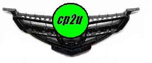 MAZDA MAZDA 3 MAZDA 3 BK  GRILLE - New quality car parts & auto spares online Australia wide with the convenience of shopping from your own home. Carparts 2U Penrith Sydney