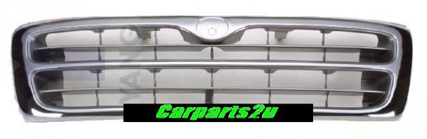 MAZDA B SERIES UTE / BRAVO BJ PROTEGE / ASTINA  GRILLE - New quality car parts & auto spares online Australia wide with the convenience of shopping from your own home. Carparts 2U Penrith Sydney