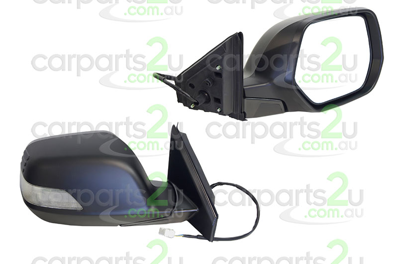 HONDA CRV CR-V RE WAGON  FRONT DOOR MIRROR - New quality car parts & auto spares online Australia wide with the convenience of shopping from your own home. Carparts 2U Penrith Sydney