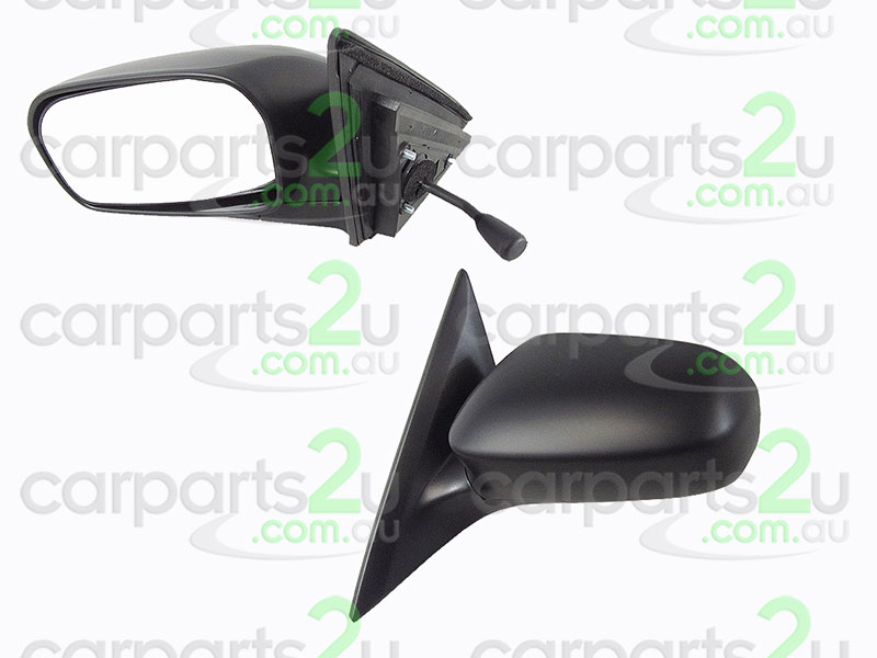 HONDA CIVIC EK  FRONT DOOR MIRROR - New quality car parts & auto spares online Australia wide with the convenience of shopping from your own home. Carparts 2U Penrith Sydney