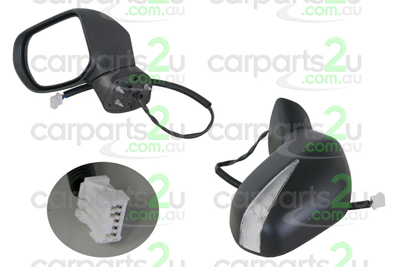 HONDA CIVIC FD  FRONT DOOR MIRROR - New quality car parts & auto spares online Australia wide with the convenience of shopping from your own home. Carparts 2U Penrith Sydney