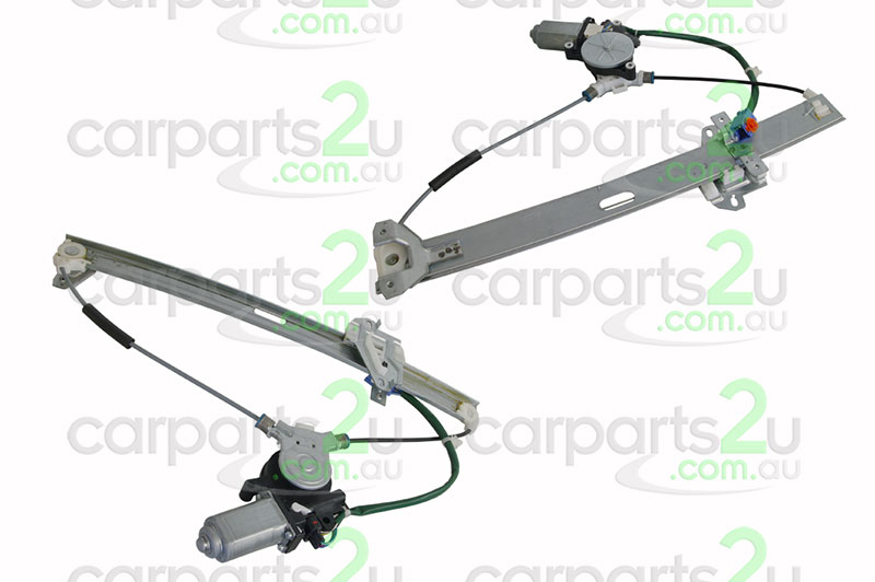 To suit HONDA JAZZ JAZZ GE/GP  WINDOW REGULATOR - New quality car parts & auto spares online Australia wide with the convenience of shopping from your own home. Carparts 2U Penrith Sydney