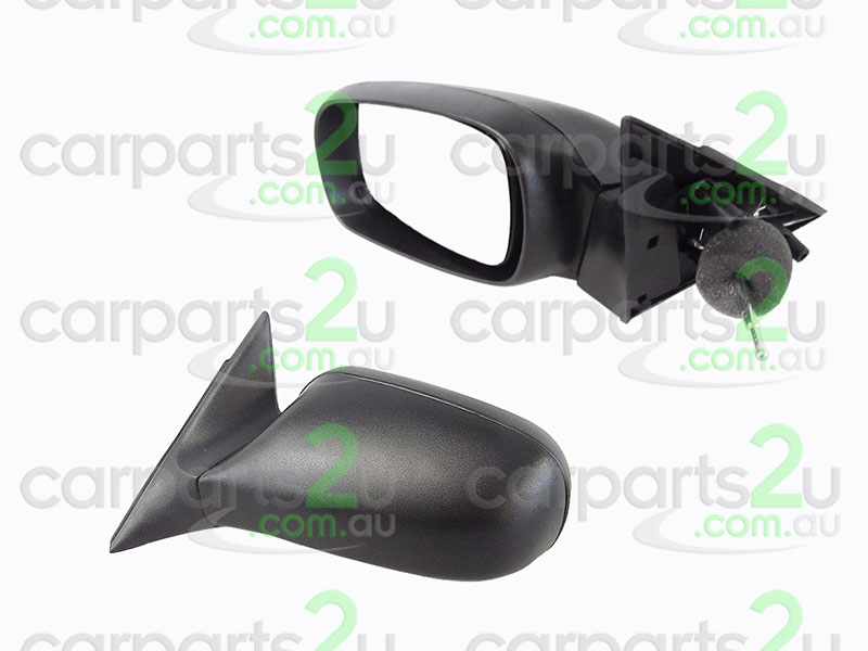 HOLDEN ASTRA MF / MH  FRONT DOOR MIRROR - New quality car parts & auto spares online Australia wide with the convenience of shopping from your own home. Carparts 2U Penrith Sydney