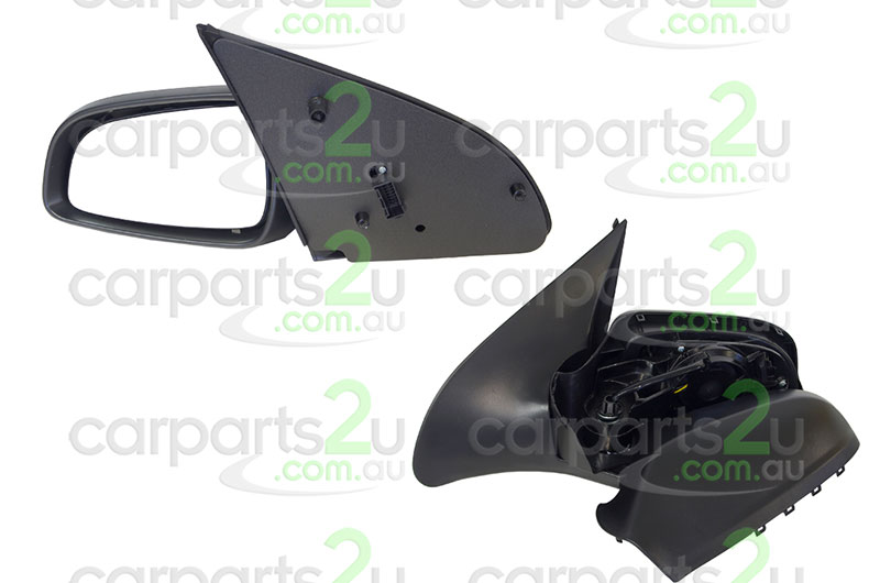 HOLDEN ASTRA TR  FRONT DOOR MIRROR - New quality car parts & auto spares online Australia wide with the convenience of shopping from your own home. Carparts 2U Penrith Sydney