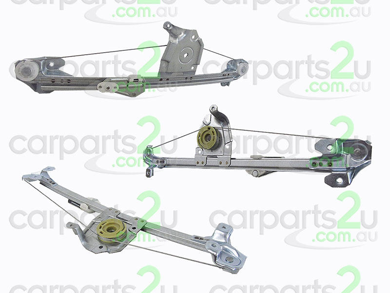 HOLDEN ASTRA TS  WINDOW REGULATOR - New quality car parts & auto spares online Australia wide with the convenience of shopping from your own home. Carparts 2U Penrith Sydney