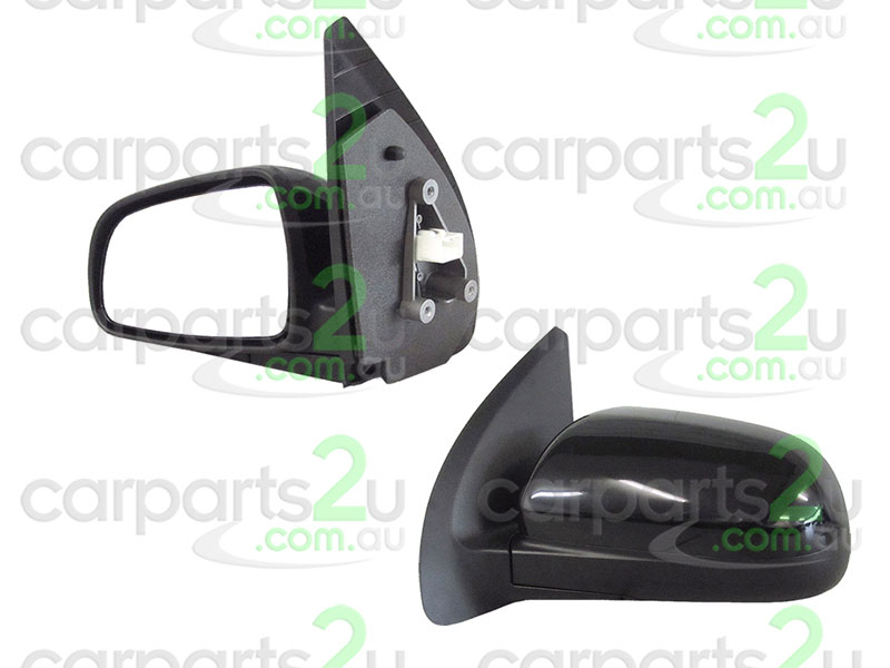 HOLDEN BARINA AH  FRONT DOOR MIRROR - New quality car parts & auto spares online Australia wide with the convenience of shopping from your own home. Carparts 2U Penrith Sydney
