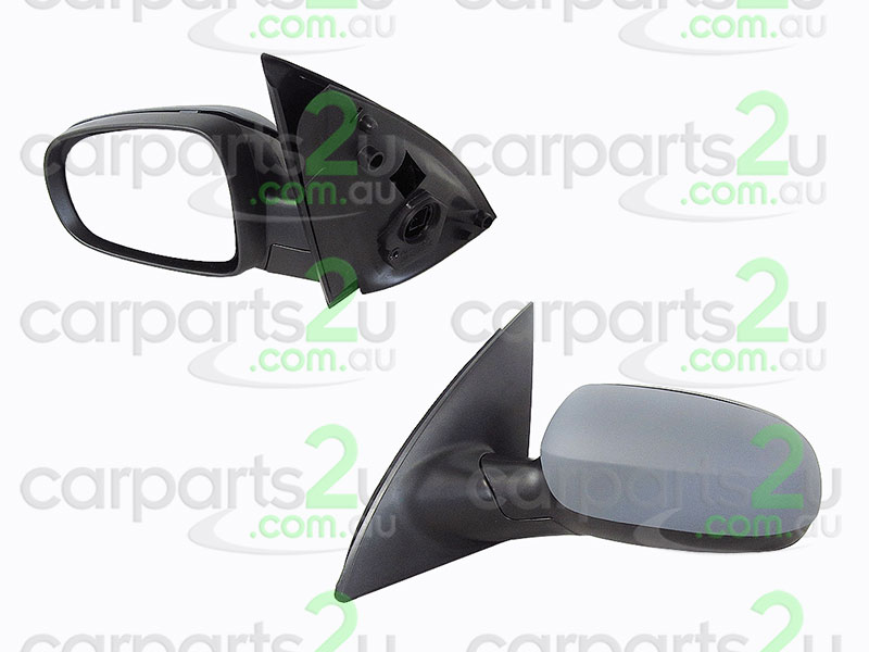 HOLDEN BARINA SB  FRONT DOOR MIRROR - New quality car parts & auto spares online Australia wide with the convenience of shopping from your own home. Carparts 2U Penrith Sydney