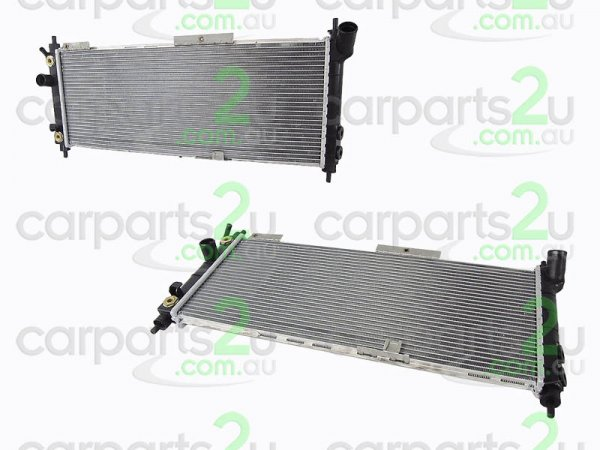HOLDEN BARINA ZAFIRA TT WAGON  RADIATOR - New quality car parts & auto spares online Australia wide with the convenience of shopping from your own home. Carparts 2U Penrith Sydney