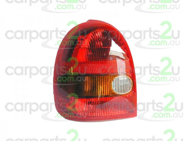 HOLDEN BARINA AU  TAIL LIGHT - New quality car parts & auto spares online Australia wide with the convenience of shopping from your own home. Carparts 2U Penrith Sydney