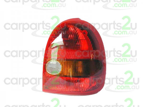 HOLDEN BARINA SB  TAIL LIGHT - New quality car parts & auto spares online Australia wide with the convenience of shopping from your own home. Carparts 2U Penrith Sydney