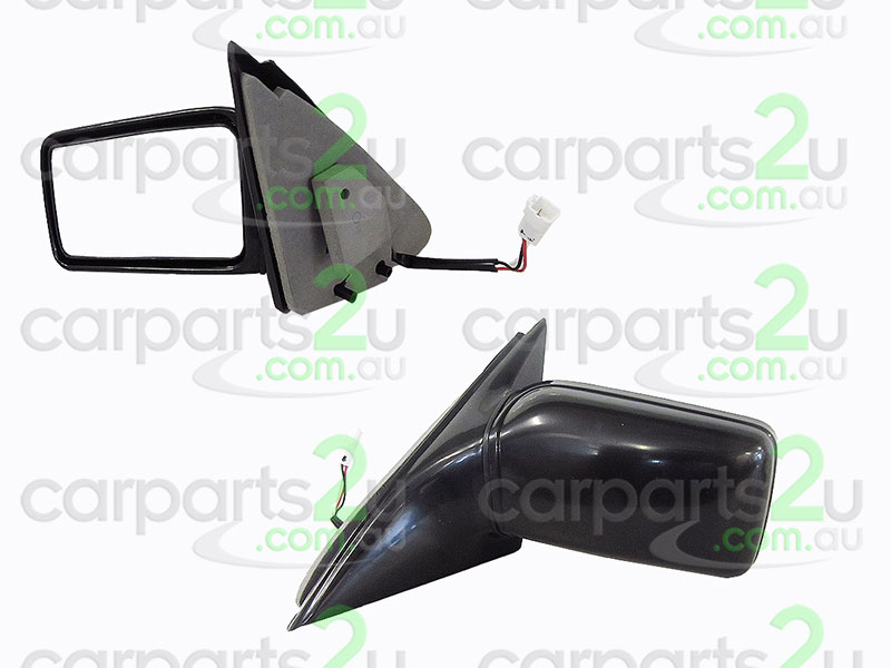 HOLDEN COMMODORE VR / VS  FRONT DOOR MIRROR - New quality car parts & auto spares online Australia wide with the convenience of shopping from your own home. Carparts 2U Penrith Sydney