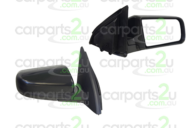 HOLDEN COMMODORE  VY  FRONT DOOR MIRROR - New quality car parts & auto spares online Australia wide with the convenience of shopping from your own home. Carparts 2U Penrith Sydney