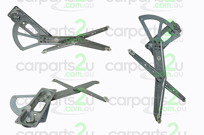 HOLDEN COMMODORE VT  WINDOW REGULATOR - New quality car parts & auto spares online Australia wide with the convenience of shopping from your own home. Carparts 2U Penrith Sydney