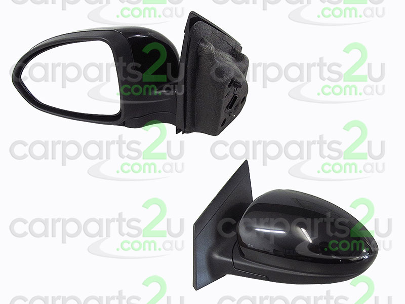 To suit HOLDEN CRUZE CRUZE JG  FRONT DOOR MIRROR - New quality car parts & auto spares online Australia wide with the convenience of shopping from your own home. Carparts 2U Penrith Sydney