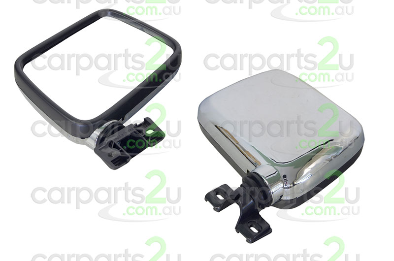 HOLDEN RODEO TF G3/G6  FRONT DOOR MIRROR - New quality car parts & auto spares online Australia wide with the convenience of shopping from your own home. Carparts 2U Penrith Sydney
