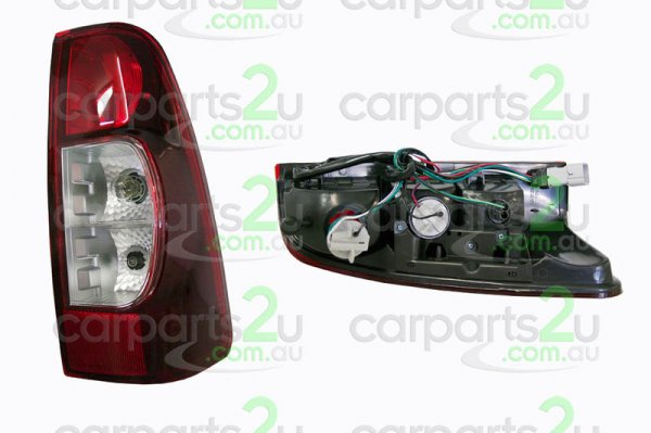 To suit ISUZU D-MAX D-MAX UTE  TAIL LIGHT - New quality car parts & auto spares online Australia wide with the convenience of shopping from your own home. Carparts 2U Penrith Sydney
